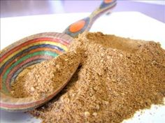 Moroccan Spice Mix ~ great for fish
