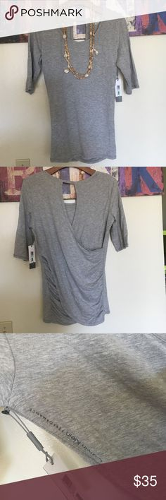 Brand New Top. Calvin Klein shirt-Large-Brand new! Calvin Klein Tops Tunics