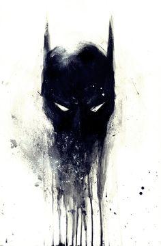 Evil Batman.