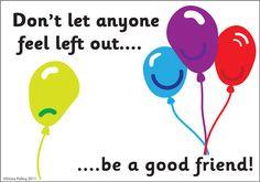 ... Anti-Bullying Poster (PSED) | Free EYFS / KS1 Resources for Teachers