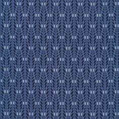 For my navy and pink quilt: Elizabeth Olwen - Wildwood - Climbing Vine in Navy, at Hawthorne Threads