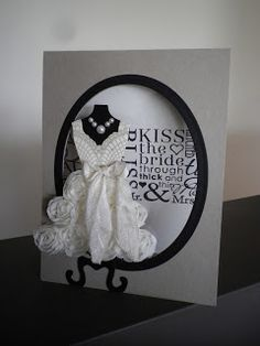 Petronela has a series of great dresses shown in this blog post using the Stampin' Up! Dress up Framelits. Adore! KeepStamping: Dress Up Framelits Collection