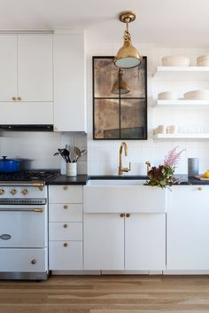 Kitchen of the Week: A Small Kitchen with Big Personality for Comedian Seth Meyers