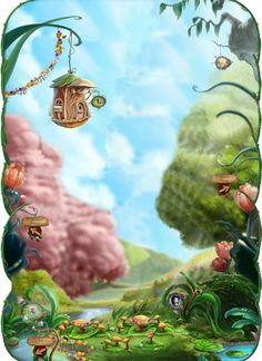 Dewdrop Vale (Click to Enlarge)