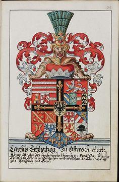Wappenbuch des Hans Ulrich Fisch k | Flickr - Photo Sharing!