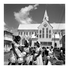 St George's Cathedral, British Guiana