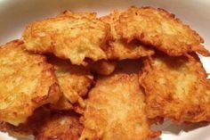 Frittelline gustose di patate
