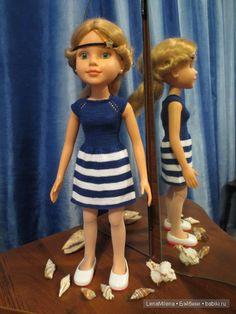 Морской ветер, соленый привкус во рту... Ах море... ты прекрасно / Одежда и обувь для кукол - своими руками и не только / Бэйбики. Куклы фото. Одежда для кукол
