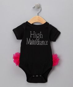 Wish they had cute stuff like this when my little girl was a baby! Wonder if they make it in 12 Youth, lol.