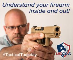 #TacticalTuesday Tip: Dry Fire Practice can help you to understand your firearm, inside and out! It's also great to practice drawing from the holster! Click here to get more tactical tips and tricks in your FREE issue of Concealed Carry Magazine: http://www.usconcealedcarry.net/leadsource/?id=Pinterest&sid=TacticalTuesday