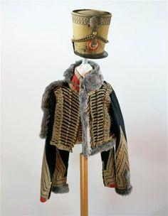 7eme. Hussards Regt. Officer .... Marbot... Musee de LA'rmee...