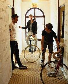Ride that bike M. Pontius( i probally spelled that wrong..oh well)