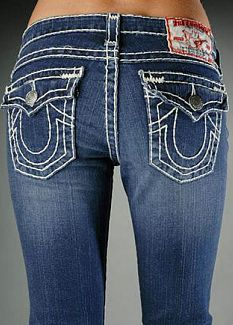 WORST jeans for a pear shape!