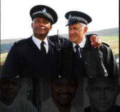 """Last of the Summer Wine (BBC) """"PC Walsh and PC Cooper"""" ( Louis Emerick and Ken Kitson )"""
