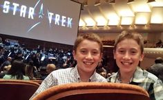 Star Trek (2009) and San Francisco Symphony live is for all