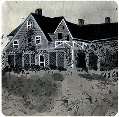 Grey Gardens! - Sometimes when my house gets messy my husband cautions that our house is looking like Grey Gardens...