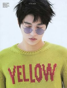 Myungsoo L Infinite
