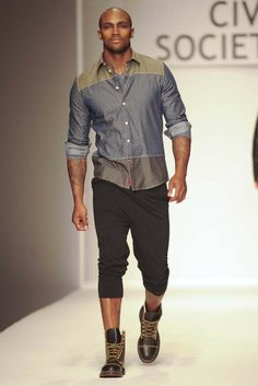 Calm, cool and collected. Love the Fall 2014 Ready-to-Wear collection from Civil Society.  #civilsociety #menswear #Fall2014