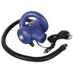 Sevylor 12 V 15 PSI KAYAK SUP AIR PUMP, Flexible Hoses Water Sport ELECTRIC PUMP #Sevylor