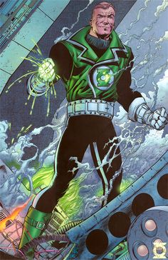 Green Lantern: Guy Gardner