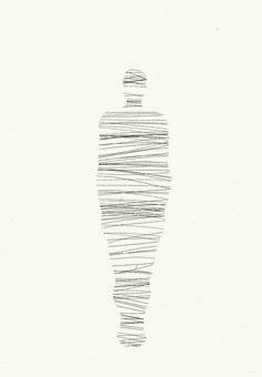 Antony Gormley, 'Bind,' 2016, Alan Cristea Gallery