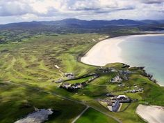 The Rosapenna Hotel & Golf Resort, Tramore Beach, North-West Donegal, Ireland