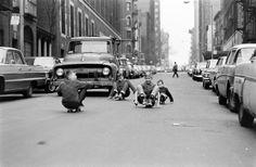 Skateboarding in New York in Photos were taken by Bill Eppridge for LIFE magazine.