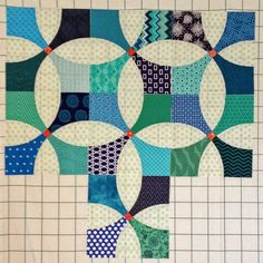 Diary of a Quilt Maven: Holy Flowering Snowballs!