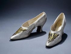 Pumps, Hellstern and Sons designer, French, 1905-1915