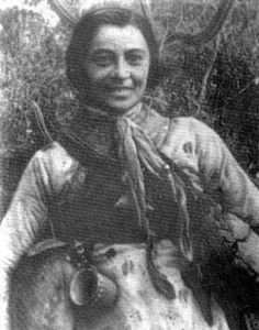 Maria Bonita - Cangaço - Nordeste