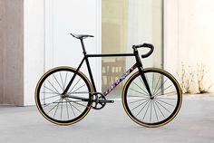 Standert Bicycles | Umlaufbahn Track Frameset