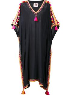 Shop Figue 'Elettre' kaftan.