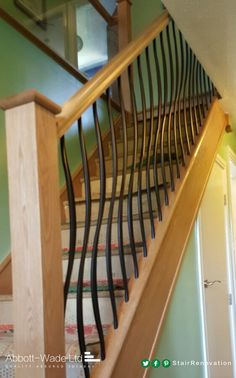 Steel Staircases   Metal Stair Spindles   Neville Johnson Staircases |  Artisan Railings/ Staircase | Pinterest | Metal Stair Spindles, Staircases  And Stair ...