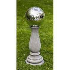 Campania International, Inc Winslet Globe Holder Color: Terra Nera
