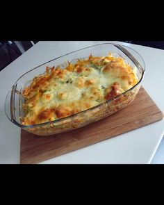 Tasty, Yummy Food, Winter Food, Macaroni And Cheese, Main Dishes, Food And Drink, Pork, Health Fitness, Lunch