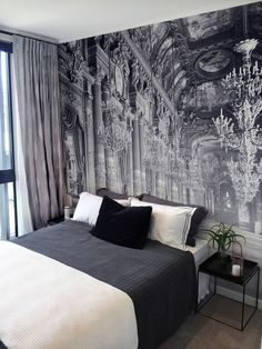 Modern Murals which can transform your walls into a work of art.