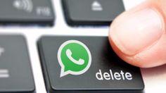 WhatsApp: la revoca dei messaggi, entro 5 minuti, partirà da iOS