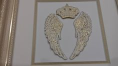 Excited to share the latest addition to my #etsy shop: Angel wings wall art-guardian angel wing-guardian angel art-archangel wall art-angel in heaven-angel wall decor-christmas #housewares #homedecor #kitchendining #gold #christmas #shopsmall #onlinecraftfair #pinpals