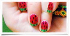 Leuke nageltjes Print Tattoos, Nail Art, Nails, How To Make, Finger Nails, Ongles, Nail Arts, Nail, Sns Nails