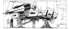 Star Wars: Return of the Jedi 60+ Original Sketches Collection