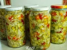 This is a recipe for pickled pepper rings. The Original recipe, in The Homesteading Recipe Book by Patricia Crawford, called for sweet pe. Croatian Recipes, Hungarian Recipes, Canning Recipes, Paleo Recipes, Easy Recipes, Pickled Hot Peppers, Canning Pickles, Farmers Market Recipes, Stuffed Sweet Peppers
