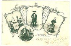 Tracht der Wilstermarsch 1902 #Wilstermarsch
