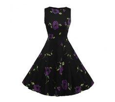Elegantní šaty s nařasenou sukní
