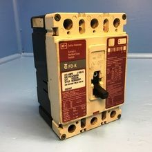 Cutler-Hammer FD3225K 225A Molded Case Switch Breaker FD-K Westinghouse 225 Amp (EM1832-1). See more pictures details at http://ift.tt/2glaUQ8