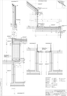 Billedresultat for architectural details Detail Architecture, Architecture Drawings, Civil Drawing, Building Skin, Passive Solar Homes, Space Frame, Construction Drawings, Roof Detail, Detailed Drawings