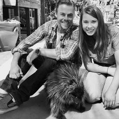 Derek Hough And Bindi Irwin New Amazing Photo, Requests For DWTS Team Name | Pure Derek Hough