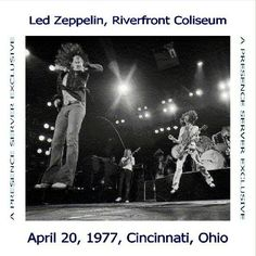 Led Zeppelin Riverfront Coliseum, Cincinnati, Oh Led Zeppelin Concert, Jimmy Page, Music Humor, Great Bands, Classic Rock, Historical Photos, Cincinnati, Funny Pictures, Funny Pics