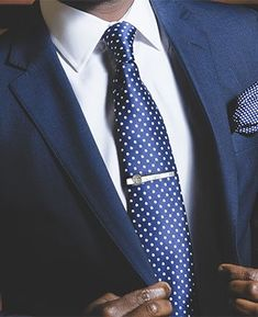 How To Wear A Tie Clip And Where To Buy One