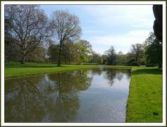Le parc de Schoppenwihr - Ostheim - #Alsace