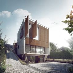 Private House on Behance